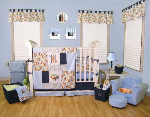 Palm Tree Bedding 5456 front
