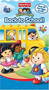 "Cover of ""Back to School (Fisher Price Li..."