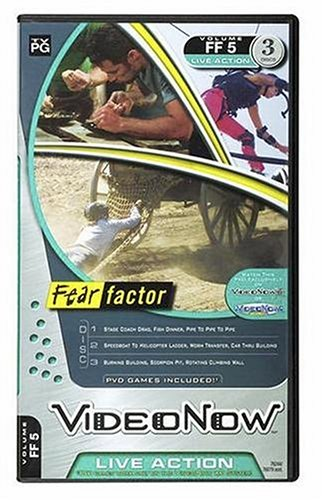 Videonow Personal Video Disc 3-Pack: Fear Factor #5 - 1