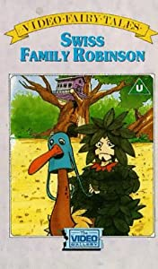 Swiss Family Robinson [1972] [VHS]
