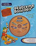 Extreme Boarders: Create and Customize Unlimited Extreme Boarders! (Cool Creations)