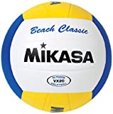 Mikasa VX20 Beach Classic Volleyball New Free Shipping
