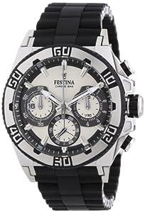 Men's Watch Festina Chrono Bike F16659/1 Tour de France 2 Years Warranty