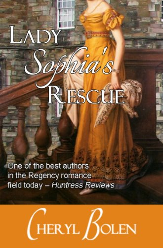 Lady Sophia's Rescue (Historical Regency Romance)