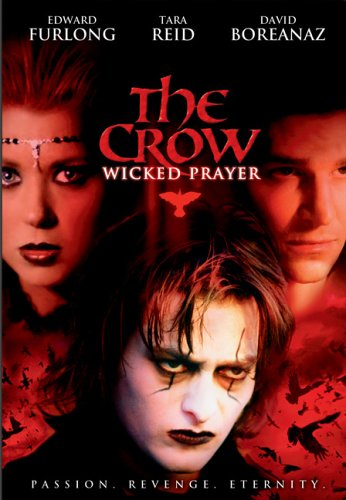 Cover art for  The Crow - Wicked Prayer