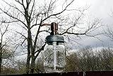 Ball Mason Jar Soap Dispenser with Metal Copper Pump - Clear Pint Jar by Industrial Rewind