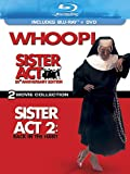 Sister Act: 20th Anniversary Edition / Sister Act 2: Back in the Habit [Blu-ray + 2-Disc DVD]