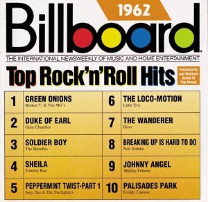 Amazon.com: Billboard Topbillboard hits 1962