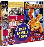 echange, troc Phone game / Garfield - Bi-pack  2 DVD