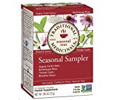 Seasonal Tea Sampler 16 Bags