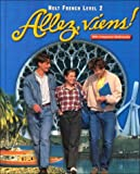img - for Allez Viens: Holt French Level 2 book / textbook / text book