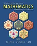 img - for A Problem Solving Approach to Mathematics for Elementary School Teachers (7th Edition) book / textbook / text book