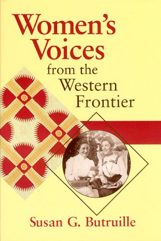 Image for Women's Voices from the Western Frontier (Women of the West)