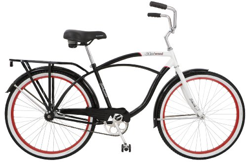 Schwinn Windwood Men's Cruiser Bike (26-Inch Wheels)
