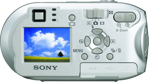 Sony Cybershot DSC-P41