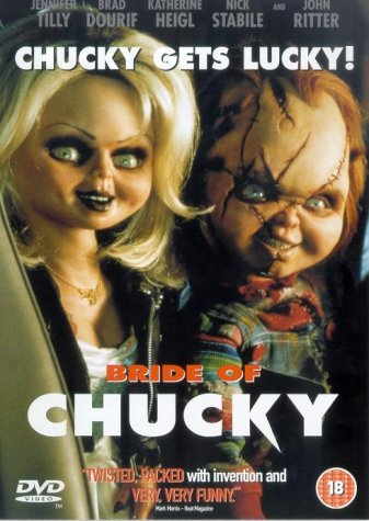 Bride Of Chucky [DVD] [1999]