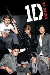 One Direction Poster Band Shot Stairs Dark by RhythmHound