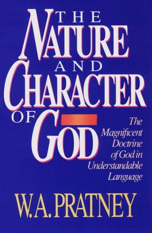 The Nature And Character Of God front-87302
