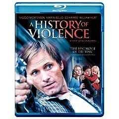 A History of Violence [Blu-ray] (2005)