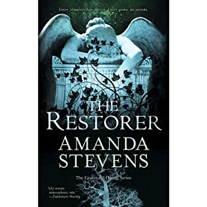 The Restorer: The Graveyard Queen, Book 1 | [Amanda Stevens]