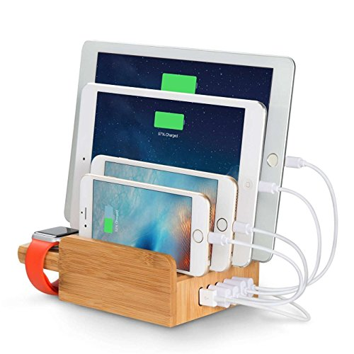 upow-station-de-recharge-5-ports-usb-en-bamboo-bureau-organizer-multi-device-charging-dock-holder-po