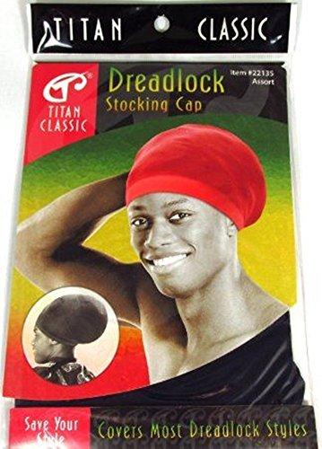 Titan Classic Dreadlocks Stocking Cap (Random Color) (Dreadlock Stocking Cap compare prices)