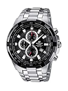 Casio Edifice Men's Watch with Analogue Display and Bracelet EF-539D-1AVEF