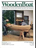 img - for Wooden Boat. WoodenBoat. The Magazine for Wooden Boat Owners, Builders, and Designers. September October 1995. Number 126. Build a Dory Skiff; The Evolution of the Whithall; Purdy Boat Company; Retrofitting a Surface Piercing Propeller. book / textbook / text book
