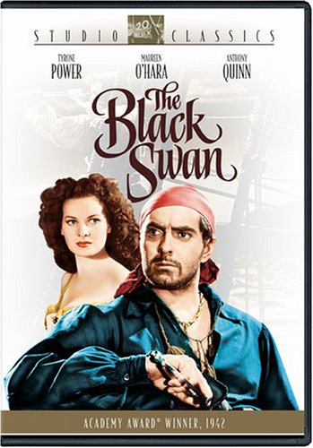 "Cover of ""The Black Swan"""