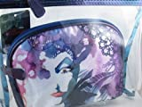 Disney Store Villains Cosmetic Bag Tote Evil Queen Maleficent