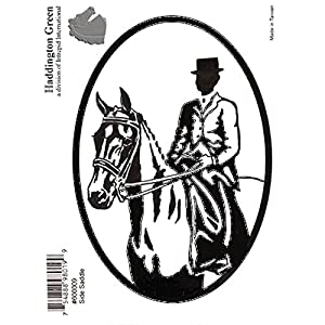 DECAL SIDE SADDLE 6 PER PACK