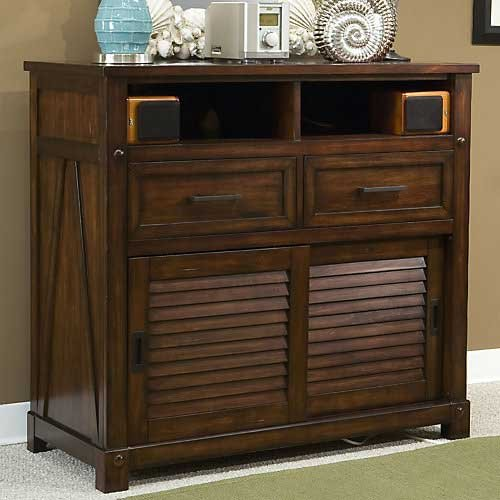 Eco Jack 2 Drawer Media Chest