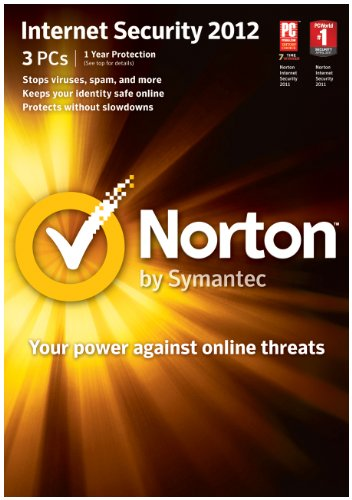 Norton Internet Security 2012 - 1 User / 3 PC