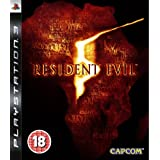 Resident Evil 5 (PS3)by Capcom