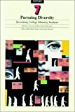 img - for Pursuing Diversity: Recruiting College Minority Students (J-B ASHE Higher Education Report Series (AEHE)) book / textbook / text book