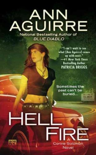 Image of Hell Fire: A Corine Solomon Novel