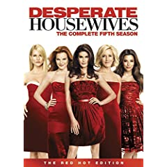 DESPERATE HOUSEWIVES: THE COMPLETE FIFTH SEASON 5
