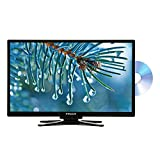 Finlux 22 Inch Full HD LED TV Multi Region DVD Combi Freeview (22FBE274B-NC)