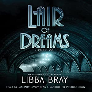 Lair of Dreams Audiobook