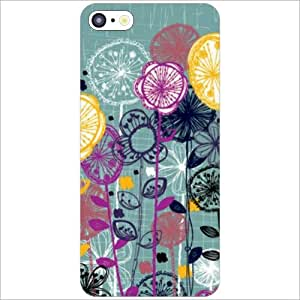 Apple iPhone 5C Back Cover - Up & Above Designer Cases
