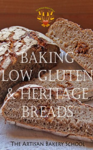 Baking Low Gluten & Heritage Breads front-149144