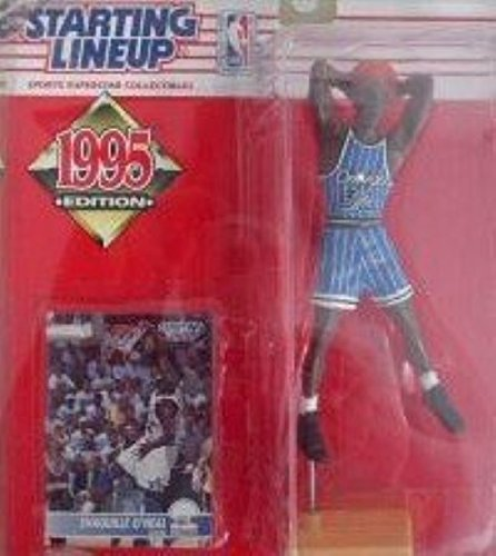 Starting Lineup NBA Shaquille O'Neal Figure 1995 Edition