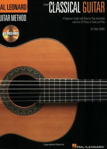hal leonard classical guitar method pdf