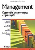 echange, troc Stephen Robbins, David DeCenzo, Mary Coulter, Charles-Clemens Rüling - Management: L'essentiel des concepts et pratiques