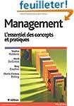 Management : L'essentiel des concepts...
