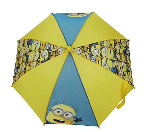 Character-Despicable-Me-Minions-Gang-Nylon-Umbrella