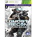 Xbox360 Tom Clancy's Ghost Recon Future Soldier (SIGNATURE EDITION) アジア版