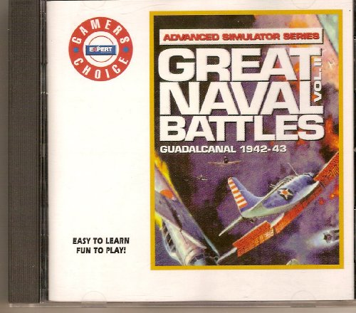 Great Naval Battles Vol. II (Apple Ii Dos compare prices)