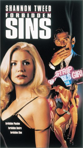 Forbidden Sins [VHS]