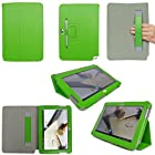 ProCase Samsung Galaxy Note 10.1 Case - Flip Stand Leather Folio Cover for Samsung Galaxy Note 10.1 Inch N8000 N8010 N8013 Tablet (Green)